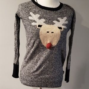SHRINKING VIOLET - cute holiday sweater